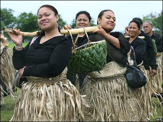 Королевство Тонга