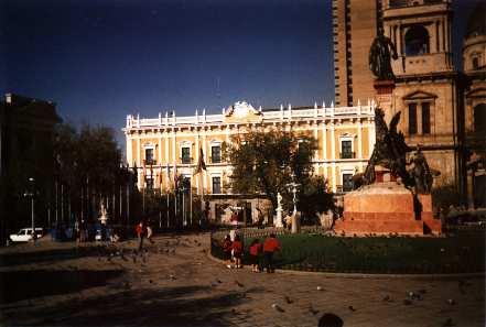 Боливиа