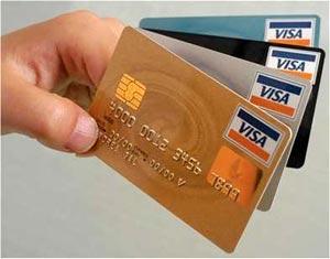 Расплатись кредиткой